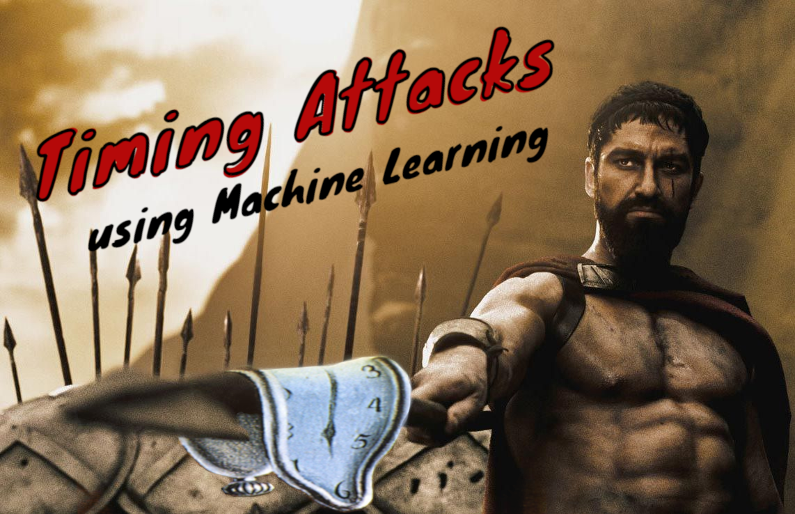 Timing Attacks using Machine Learning